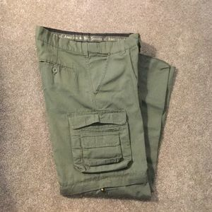 Boy Scouts of America pants and shorts
